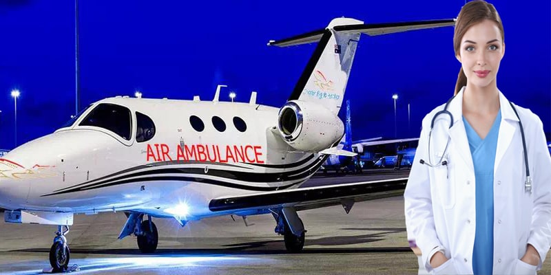Best Air Ambulance Service