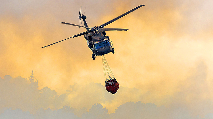 Aerial Fire Suppression